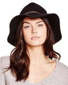 August Accessories Large Fedora