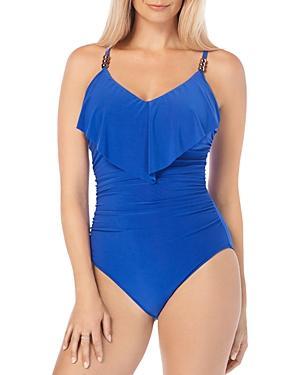 Magicsuit Solid Isabel One Piece Swimsuit