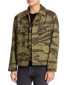 Eastlogue Camo Military Jacket