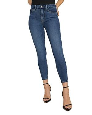 Good American Good Legs Extreme Jeans In Blue615