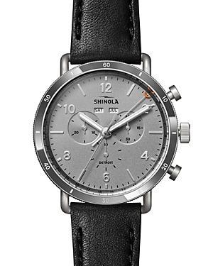 Shinola The Canfield Sport Chronograph, 45mm