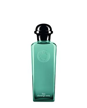Hermes Eau D'orange Verte Eau De Cologne Natural Spray, 3.3 Oz.
