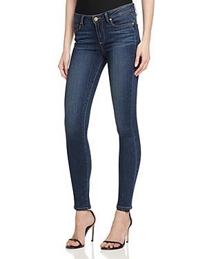 Paige Skyline Skinny Jeans In Brentyn