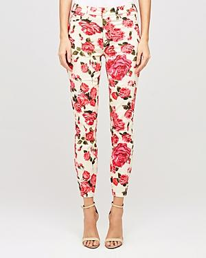 L'agence Margot High Rise Skinny Jeans In Seraphina