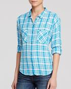 C & C California Shirt - Plaid Shirt