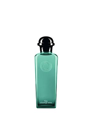 Hermes Eau D'orange Verte Eau De Cologne Natural Spray, 1.6 Oz.