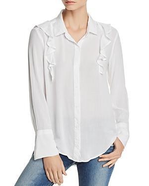 Bella Dahl Ruffled Shirt