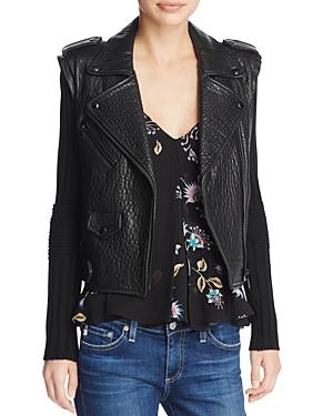 Rebecca Minkoff Cicely Leather Jacket
