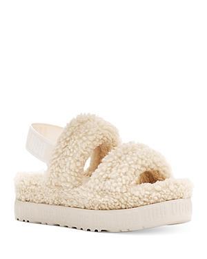 Ugg Women's Oh Fluffita Slingback Sandals