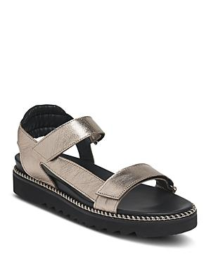 Whistles Women's Noah Grip-tape Strap Sporty Sandals