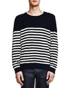 The Kooples Striped Sweater