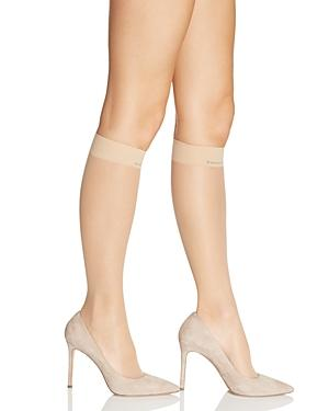 Calvin Klein Matte Ultra Sheer Knee-highs