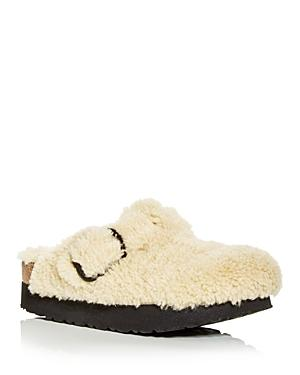 Birkenstock Women's Papillio Boston Shearling Mules