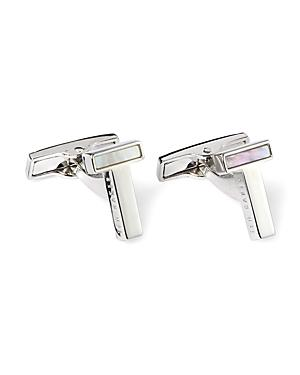 Ted Baker T Mother-of-pearl Cufflinks