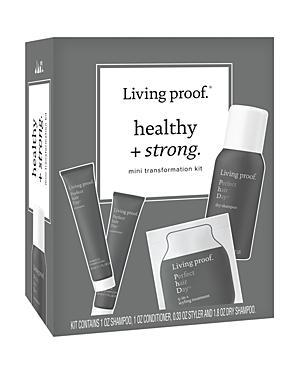 Living Proof Phd Perfect Hair Day Mini Transformation Kit