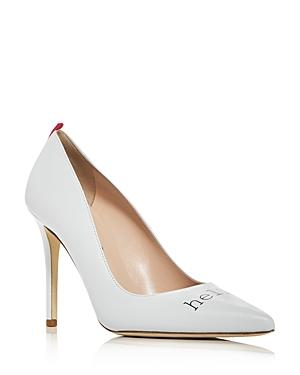 Sjp By Sarah Jessica Parker Women's Hello Lover Pointed-toe Pumps