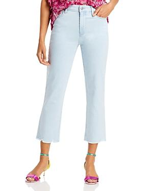 Paige Cindy Straight Crop Jeans In Kokomo