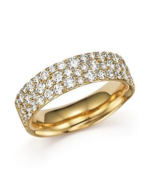 Ippolita 18k Gold Glamazon Stardust Pave Ring With Diamonds