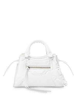 Balenciaga Mini Leather Shoulder Bag