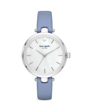 Kate Spade New York Leather Holland Watch, 34mm