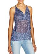 Joie Shara Printed Sleeveless Top