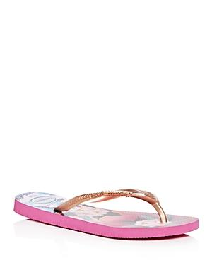 Havaianas Women's Slim Tropical Sunset Flip-flops