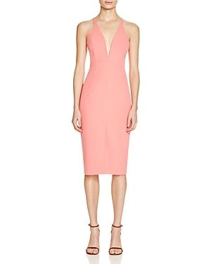 Bardot Deep V Neck Dress - 100% Bloomingdale's Exclusive