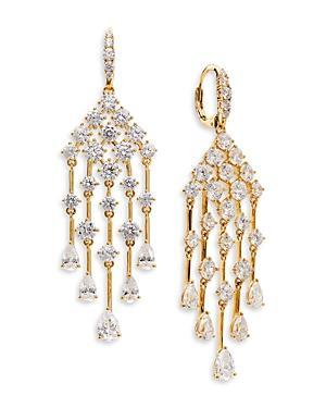 Nadri Leah Chandelier Earrings