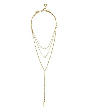 Baublebar Linza Layered Necklace, 16