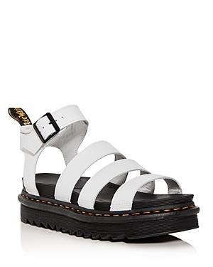 Dr Martens Women's Blaire Slingback Platform Sandals