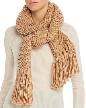 Echo Chunky Knit Scarf