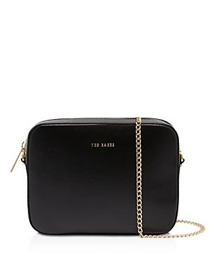 Ted Baker Marciee Leather Crossbody Camera Bag