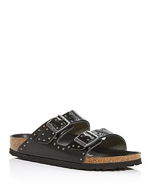 Birkenstock Women's Arizona Studded Slide Sandals