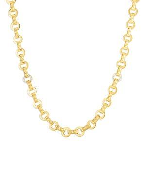 Roberto Coin 18k Yellow Gold Obelisco Diamond Collar Necklace, 16 - 100% Exclusive