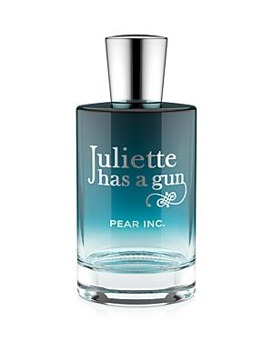 Juliette Has A Gun Pear Inc. Eau De Parfum 3.3 Oz.