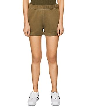 Frame Rolled Sweat Shorts