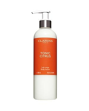 Clarins Tonic Citrus Body Lotion