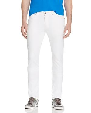 Paige Transcend Federal Slim Fit Jeans In Icecap
