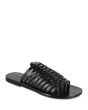 Splendid Women's Talula Multi Strap Leather Slide Sandals