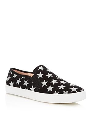 Kate Spade New York Women's Liberty Suede Slip-on Sneakers