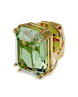 Swarovski Millenia Single Emerald Cut Ear Cuff