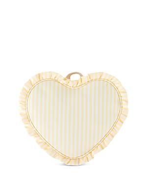 Stoney Clover Lane Ruffle Mini Heart Backpack