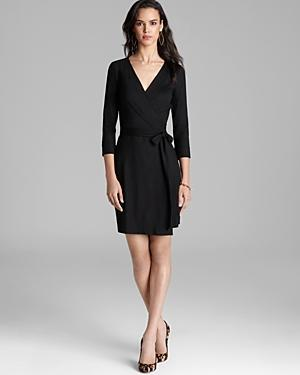 Diane Von Furstenberg Wrap Dress - Julian Mini