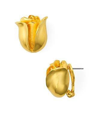 Stephanie Kantis Rose Earrings