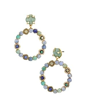 Baublebar Lavinia Hoop Earrings