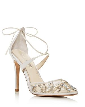 Bella Belle Women's Florence Embellished Pumps