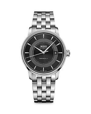 Mido Baroncelli Signature Caliber 80 Watch, 39mm