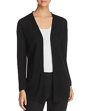Eileen Fisher Petites Simple Open-front Cardigan