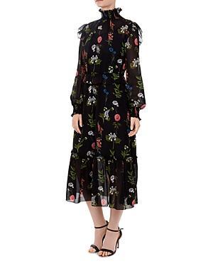 Ted Baker Simarra Florence Midi Dress
