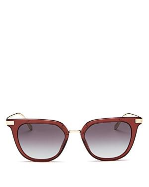 Dolce & Gabbana Women's Cat Eye Sunglasses, 50mm